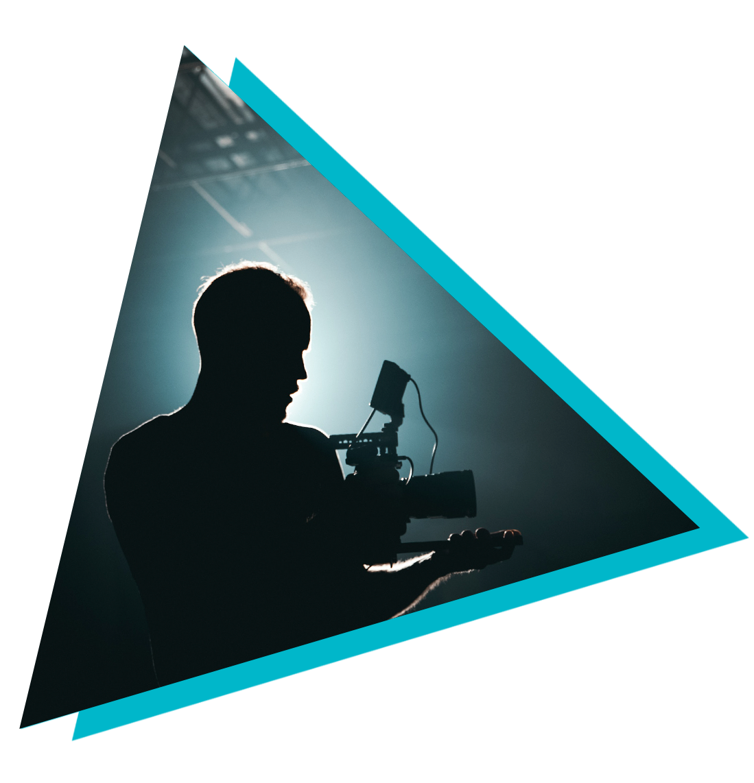 Videoklip készítés szolgáltatás illusztrálása